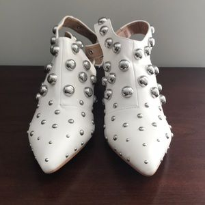 NWOT MADNESS Studded Boot